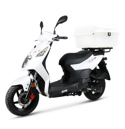 SYM Ute Scoot Delivery Scooter 125cc