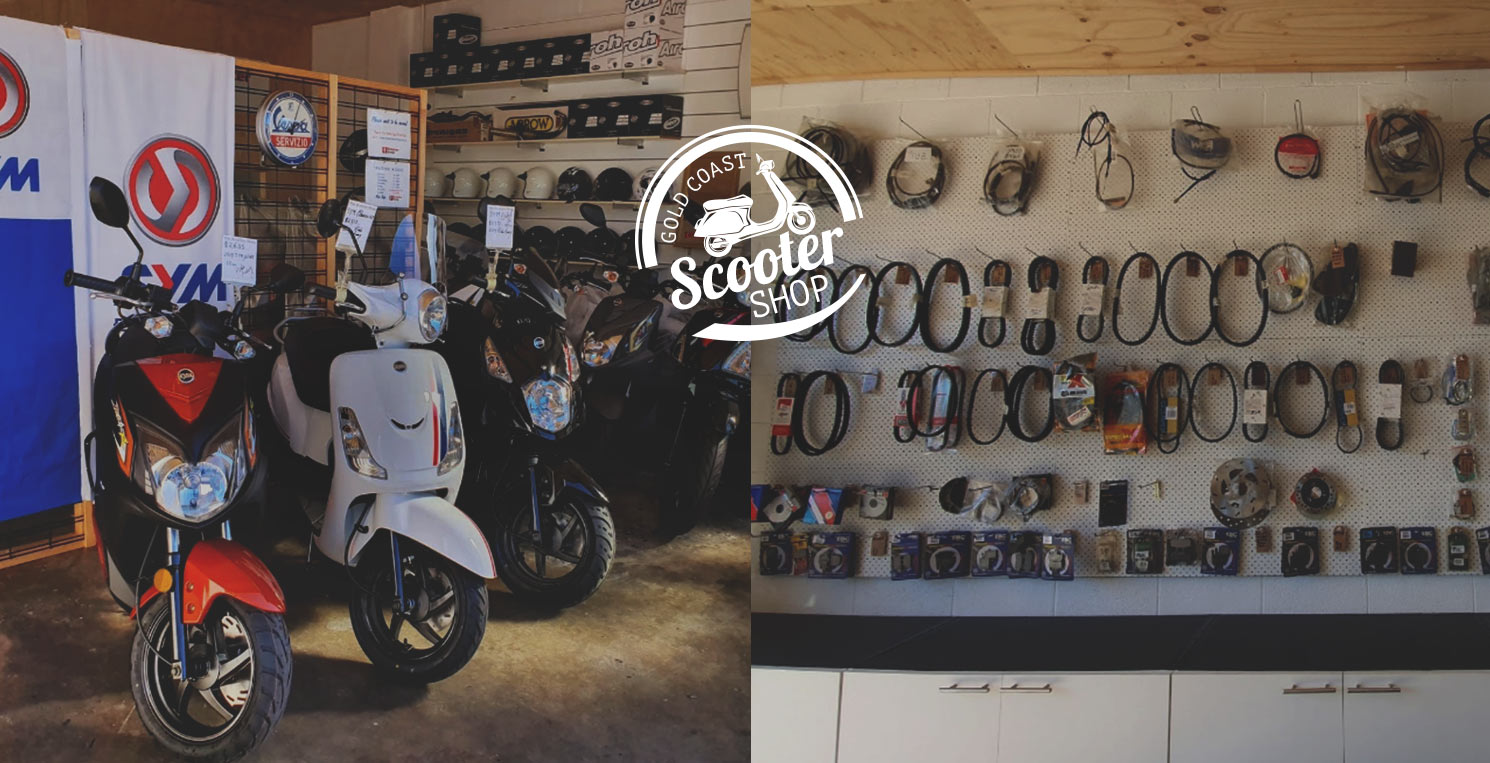Scooter shop location